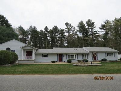 Fall River Single Family Home Price Changed: 901 Indian Town Rd