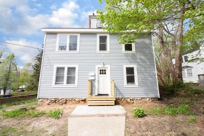 Plymouth Multi Family Home Contingent: 24 Standish Ave