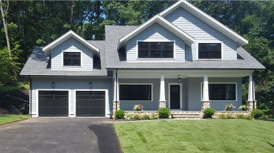 Wellesley Single Family Home For Sale: 16 College Rd