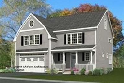 Acton Single Family Home Under Agreement: Lot 23 Connor Drive