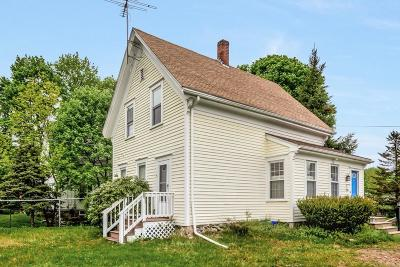 Avon Single Family Home Under Agreement: 91 Page St.