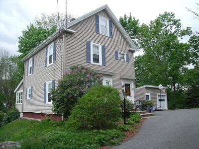 Woburn Single Family Home For Sale: 69r Eastern Ave.