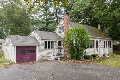 Pembroke Single Family Home Under Agreement: 19 Pine Tree Ln