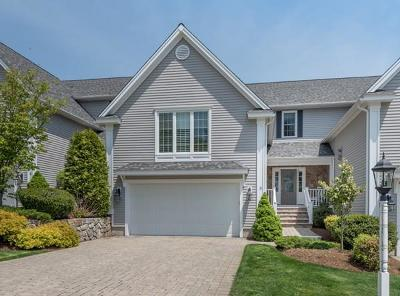 Andover Condo/Townhouse Under Agreement: 3 Caileigh Ct #3