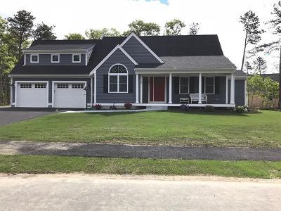 MA-Barnstable County Single Family Home For Sale: 20 Faith's Way