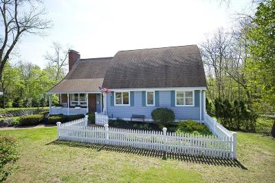 Cohasset MA Single Family Home Price Changed: $899,000