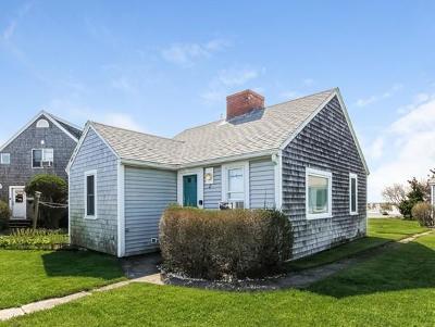 Truro Single Family Home Under Agreement: 618 Shore Road #2