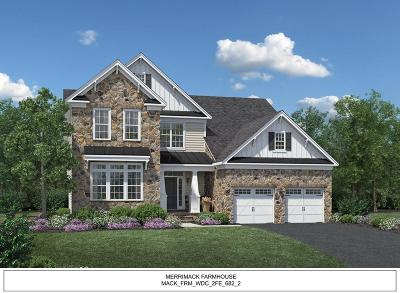 Plymouth Single Family Home For Sale: 25 Snapping Bow #Lot 37