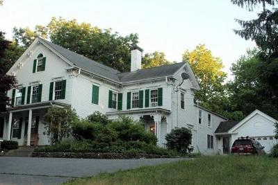 Kingston Single Family Home For Sale: 160 Main Street
