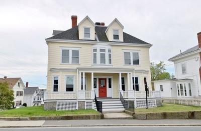 Gloucester Single Family Home Contingent: 81 Prospect St