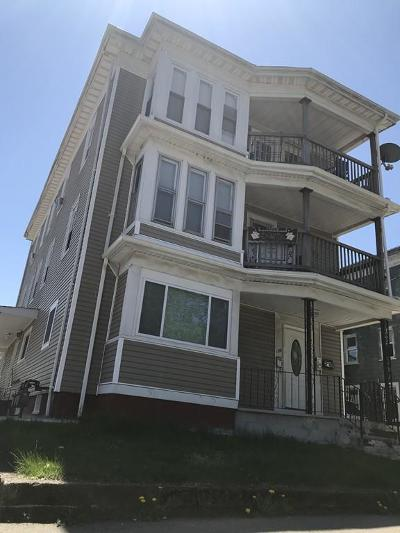 Brockton Multi Family Home For Sale: 156 Forest Avenue