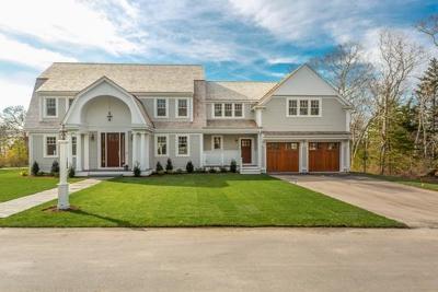 MA-Barnstable County Single Family Home For Sale: 2 Naushon Rd North