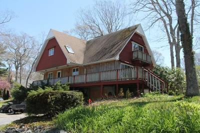 Plymouth Single Family Home For Sale: 14 Clay Hill Rd