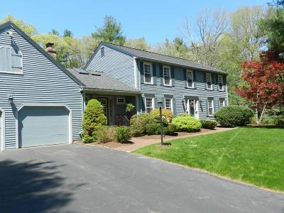 Foxboro Single Family Home For Sale: 28 Shepherd St