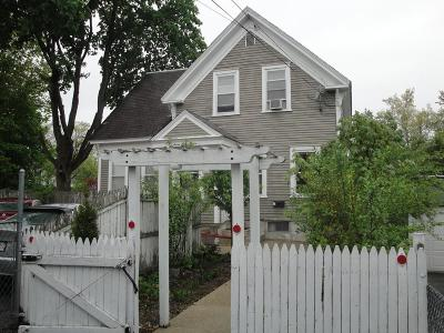 Lowell Single Family Home For Sale: 777 Westford Street