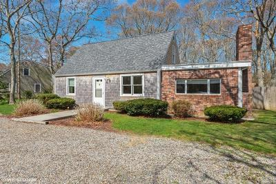 Falmouth Single Family Home Under Agreement: 778 Old Barnstable Rd