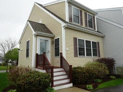 Wareham Condo/Townhouse For Sale: 2 Carleton St #2