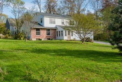 Cohasset Single Family Home Under Agreement: 15 Woodland Dr.
