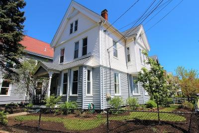 Condo/Townhouse For Sale: 10 Wyman St #2