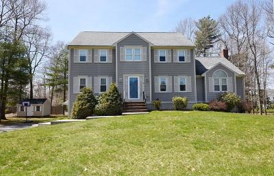 East Bridgewater Single Family Home Contingent: 32 Captains Way
