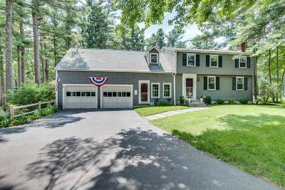 Marshfield Single Family Home Under Agreement: 1 Valley Path