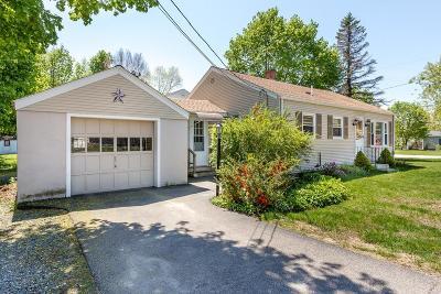 Bellingham Single Family Home For Sale: 71 Mann Street