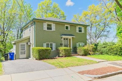 Brookline Single Family Home For Sale: 20 Jenness Rd