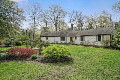 Cohasset Single Family Home For Sale: 138 Linden Drive