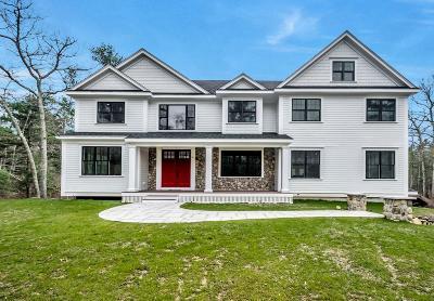 Norton Single Family Home For Sale: 14 John Scott Boulevard