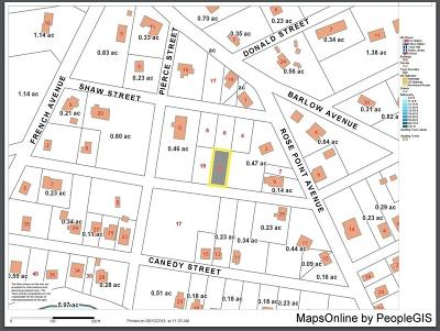 Wareham Residential Lots & Land For Sale: 20 Leonard St
