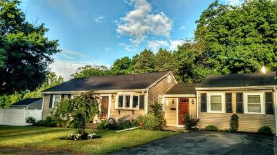 Waltham Single Family Home For Sale: 60 Mountain Road