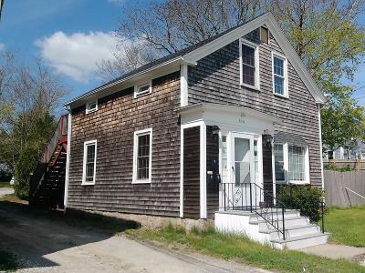 Wareham Multi Family Home For Sale: 414 Main St
