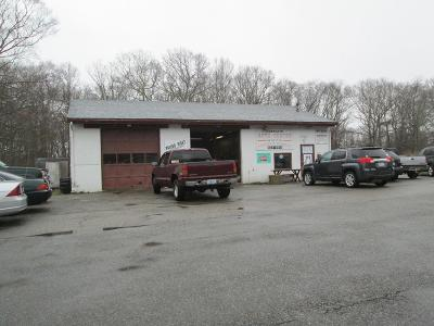 RI-Newport County Commercial For Sale: 1230 Stafford Rd