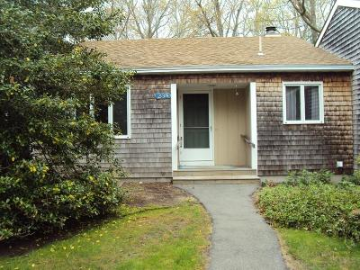 Falmouth Single Family Home For Sale: 239 Seaward Bend