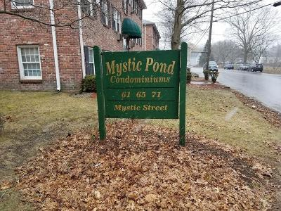 Methuen Condo/Townhouse For Sale: 71 Mystic St #12