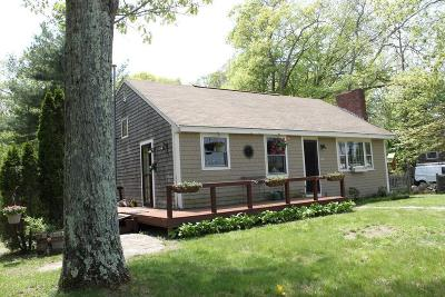 West Bridgewater Single Family Home For Sale: 140 Brooks Pl