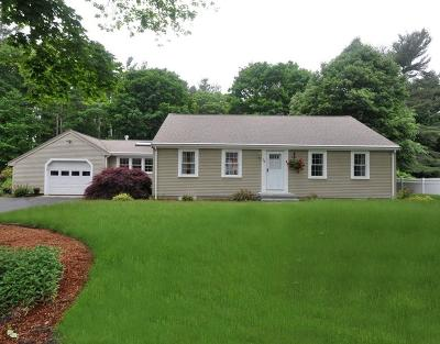 Concord Single Family Home Under Agreement: 38 Edgewood Road
