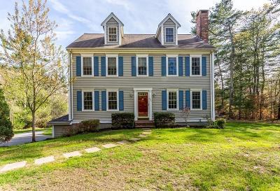 Wareham Single Family Home Under Agreement: 696 Main St