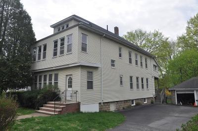 Medford Multi Family Home For Sale: 312-314 Fellsway West
