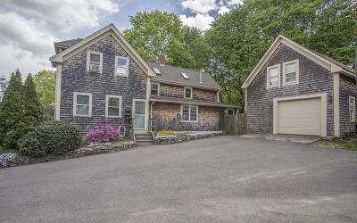 Middleboro Multi Family Home Extended: 103 Pearl St