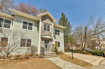 Newton Condo/Townhouse Under Agreement: 3 Forest Street #3