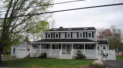 Abington Single Family Home For Sale: 392 Lot1 Randolph Street