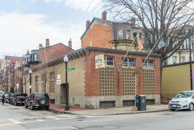 Multi Family Home Under Agreement: 1617 Tremont Street