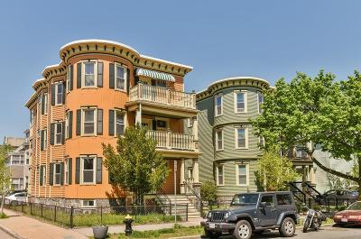 MA-Suffolk County Multi Family Home Contingent: 17-19 Pleasant Street