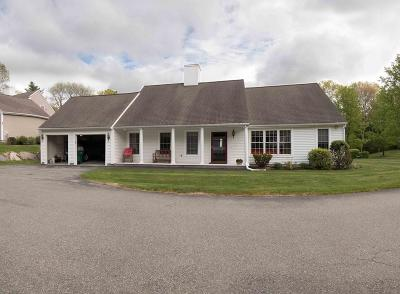 Easton Single Family Home Under Agreement: 27 Twin Brooks Dr