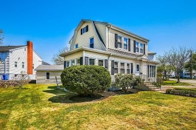 Waltham Single Family Home For Sale: 48 Warren St