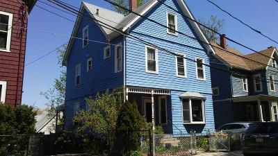 Somerville Single Family Home For Sale: 47 Madison St