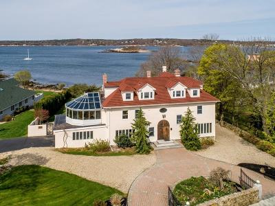 Gloucester MA Single Family Home For Sale: $2,395,000