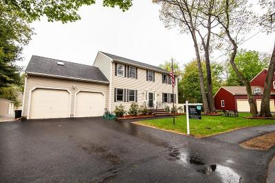 Dedham Single Family Home For Sale: 241 Vincent Rd