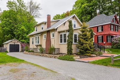 Andover Single Family Home For Sale: 56 1/2 Summer Street